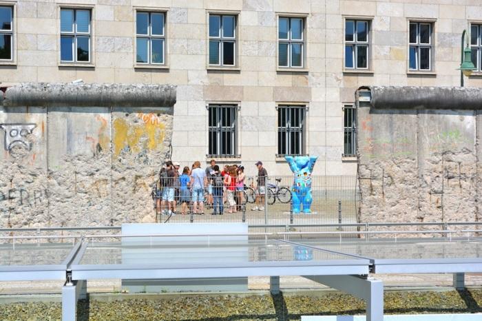 Berlim muro de berlin a bah nao