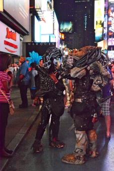 19. Alien vs. Predator - Nova York - abahnao.com - Barbara Poplade Schmalz©
