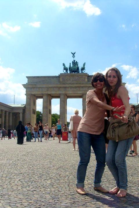 Ana e Bárbara - Berlim - Barbara Poplade Schmalz©