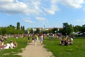 Berlin Mauer Park - Barbara Poplade Schmalz©